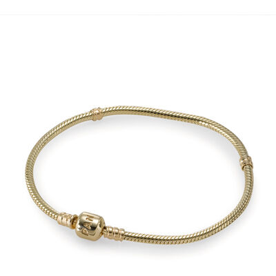 PANDORA Moments Gold Clasp Bracelet