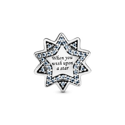 Disney, When You Wish Upon A Star Charm