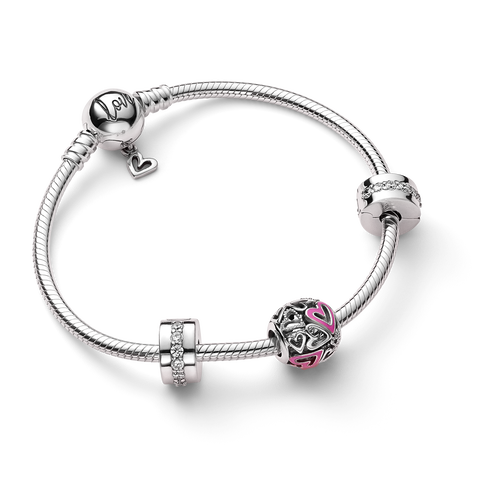 Pandora Moments Freehand Heart Gift Set