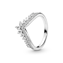 Prinzessin-Wishbone Ring