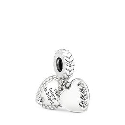 Bright Seeds Charm, Sterling-Silber, Kein anderes Material, Keine Farbe, Cubic Zirkonia - PANDORA - #797581CZ