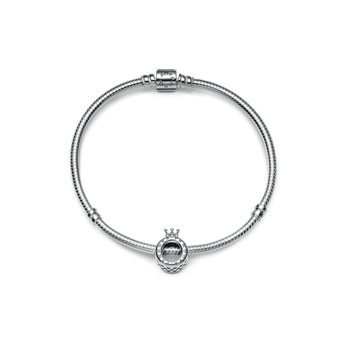Pandora Logo Crown O Armband-Set