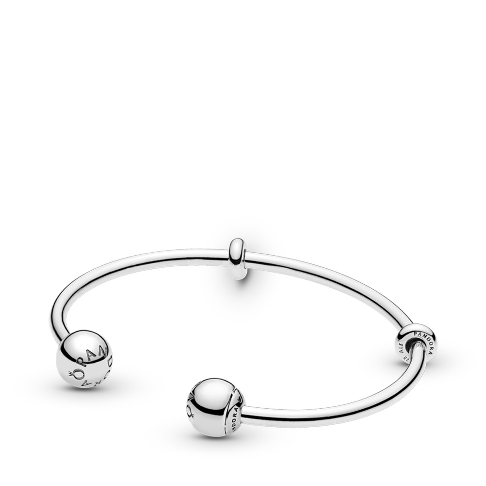 Moments Open Bangle Armband